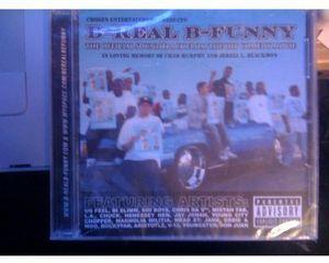 B-Real B-Funny (Original Soundtrack)