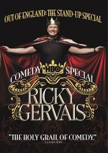 Ricky Gervals Out of England: The Stand Up Special