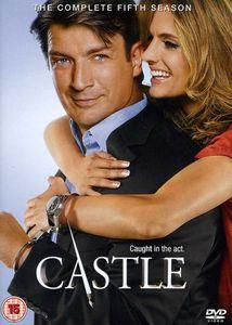 Castle-Season 5 [Import]