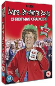 Mrs Brown's Boys Christmas Crackers [Import]