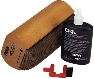 Discwasher D4 Record Care
