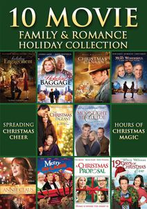 10 Movie Family & Romance Holiday Collection