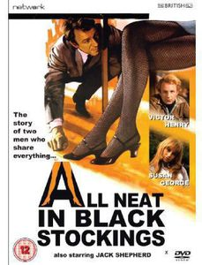 All Neat in Black Stockings [Import]