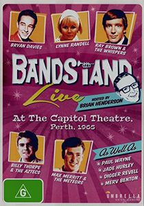 Bandstand Live-At the Capitol Theatre Perth [Import]
