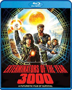 Exterminators of the Year 3000 /  Cruel Jaws
