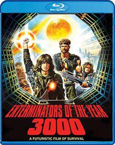 Exterminators of the Year 3000 /  Cruel Jaws , Luciano Pigozzi