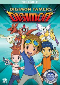 Digimon Tamers Volume 2