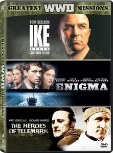 Greatest WWII Missions: Ike: Countdown to D-Day /  Enigma /  The Heroes of Telemark