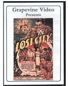 Lost City (1935): 12 Chapters