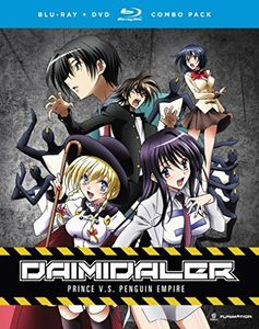 Daimidaler: Prince: VolumeS. Penguin Empire - Complete Series