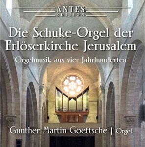 Die Schuke-Orgel Der Erloeserkirche Jerusalem