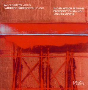 Violin Sonatas /  19 Preludes from Op 34