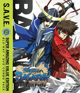 Sengoku Basara - Last Party - Movie - S.a.v.e.