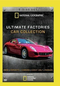 Ultimate Factories Car Collection: Volume 1