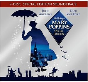 Mary Poppins (Original Soundtrack) , Various Artists