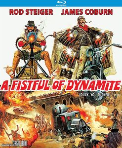 A Fistful of Dynamite (aka Duck, You Sucker)