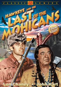 Hawkeye and the Last of the Mohicans: Volume 8