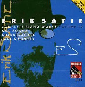 Satie: Complete Piano Works 10