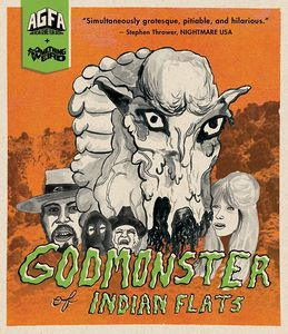 Godmonster of Indian Flats (AGFA - American Genre Film Archive)