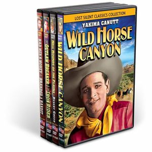 Yakima Canutt Silent Westerns Collection