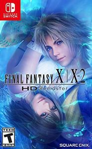 Final Fantasy XX-2 HD Remaster for Nintendo Switch