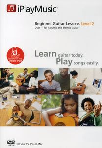 Beginner Guitar Lessons: Level 2