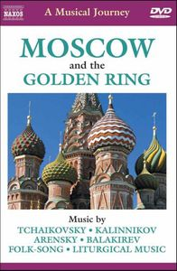 Musical Journey: Moscow & Golden Ring