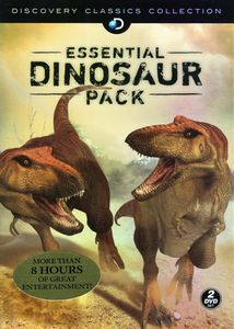 Discovery Essential Dinosaur Pack