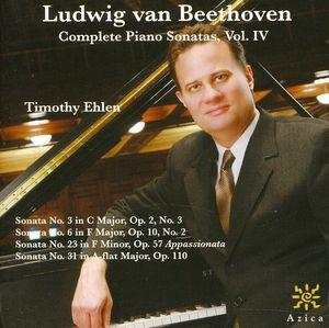 Comp Piano Sonatas 4