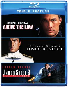 Above the Law /  Under Siege /  Under Siege 2: Dark Territory