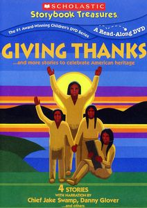 Giving Thanks...And More Stories to Celebrate American Heritage