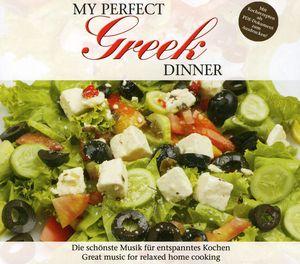 My Perfect Dinner: Greek