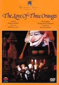 Love of Three Oranges [Import]