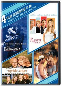 4 Film Favorites: Kevin Costner Collection