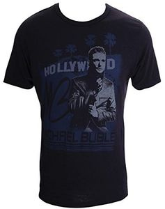 Hollywood Winter Basic T-Shirt Indigo - XXL