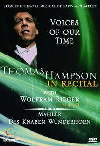 Thomas Hampson Ricital