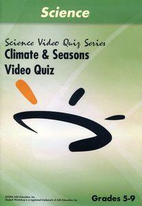 Climate & Seasons Video Quiz