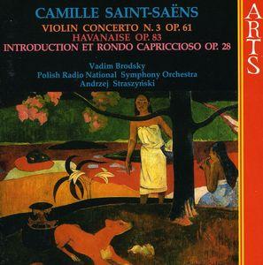 Violin Concertos 3 Opus 61