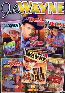 John Wayne: 6 Movie Collection