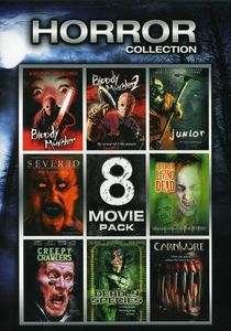 Horror Collection: Volume 1 - 8 Movie Pack