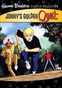 Johnny Quest: Jonny's Golden Quest