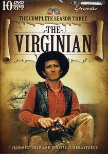 The Virginian: The Complete Third Season , James Drury