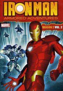 Iron Man: Armored Adventures: Season 2 Volume 2