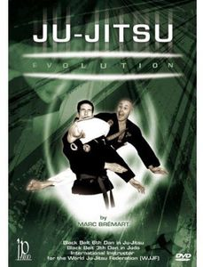Evolution Ju-Jitsu by Marc Bremart