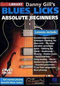 Absolute Beginner Blues Licks