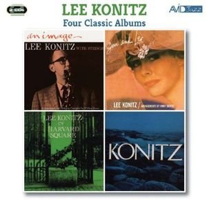 An Image/ You and Lee/ In Harvard Square/ Konitz