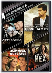 4 Film Favorites: Contemporary Westerns