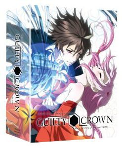 Guilty Crown: Complete Series Part 1