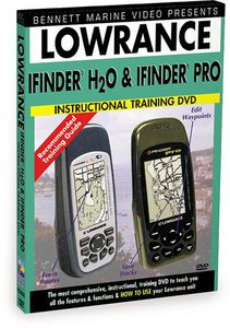 Lowrance Ifinder H2O & Pro