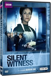 Silent Witness: Season One , Amanda Burton
